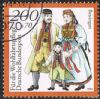 Germany SG2602 1994 Costumes (2nd series) 200pf+70pf good/fine used